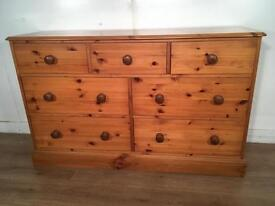 Solid Pine Chest with free delivery within London