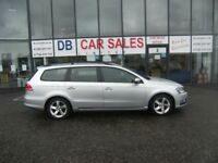 DIESEL !! 2011 11 VOLKSWAGEN PASSAT 1.6 S TDI BLUEMOTION TECHNOLOGY 5D 104 BHP ** GUARANTEED FINANCE