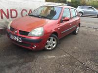 2005 RENAULT CLIO BREAKING FOR PARTS