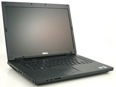 Fast Dell Vostro Laptop Core 2 Duo WIFI Windows 7 DVD+RW Computer Notebook