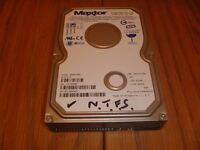WANTED : IDE HARD DRIVE 250 / 400 / 500 Gb.