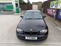 Bmw 1 series .manual.black.diesel e87