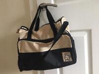 Free baby changing bag