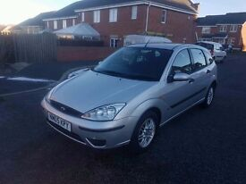 2005 ford focus lx 1.8 tddi only 75k miles full service history 1 lady owner