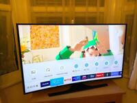"""SAMSUNG 55"""" CURVED 4K ULTRA HD SMART LED HDR TV, EXCELLENT CONDITION £400 NO OFFERS CAN DELIVER"""