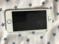iPhone 5s silver EE network