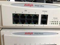 Complete Avaya Digital Phone System with Handsets