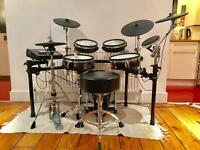 Roland TD-30KV (upgraded & with extras)