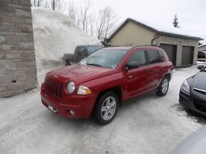 2009 Jeep Compass NORTH EDITION Sport