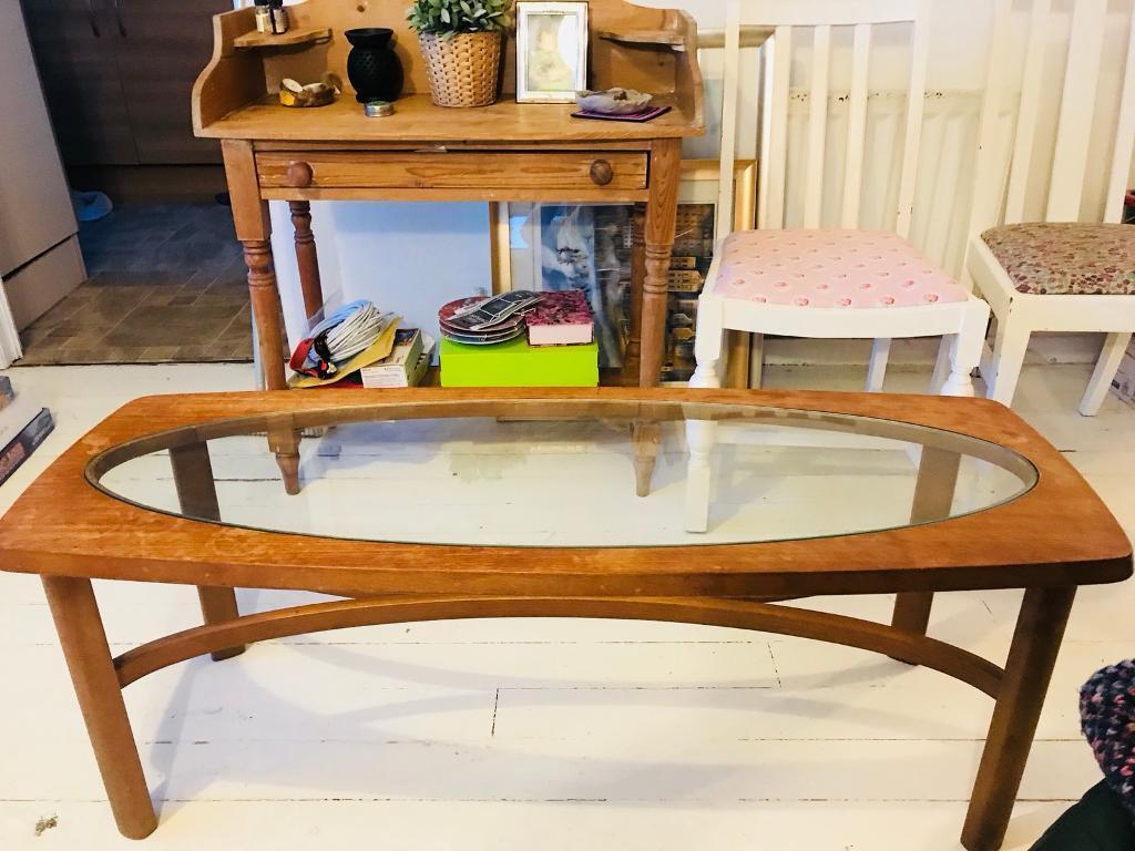 retro 60s coffee table in restalrig edinburgh gumtree