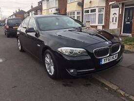 BMW 5 Series 2.0 520d EfficientDynamics 4dr, £30 Road Tax