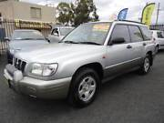 2001 SUBARU FORESTER LIMITED WAGON, AUTO, LOW KMS, JUST SERVICED! Penrith Penrith Area Preview