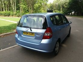 honda jazz super clean car