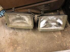 Vw t4 front headlights