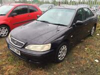 Honda Accord, Black