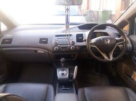 AUTOMATIC Honda civic hybrid