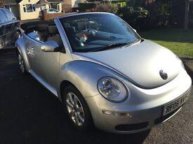 VW Beetle Convertible 2.0L Luna