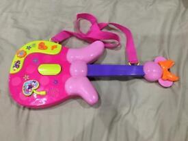 Disney Electronic Guitar Toy
