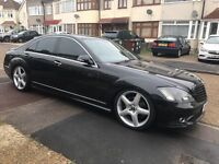 Mercedes s320 special edition amg 2007 px w/c