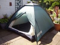 EUROHIKE 2 PERSON DOME TENT