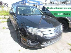 2010 Ford Fusion SE   GET PRE-APPROVED   THELOANAPPROVER.CO