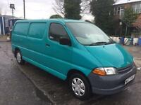 Excellent reliable Toyota Hiace powervan LWB
