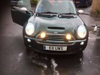 Mini Cooper Supercharger 2002 (170bhp) 79k,Cheap Insurance,great condition to Sell or Exchange