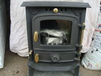 4kw multifuel stove