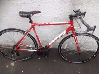 Brand New Avenir Aspire Road bike. Men's Road bike. Fully serviced, fully safe and ready to go.
