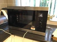 AEG 800w microwave oven