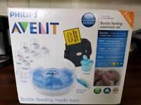 Philips Avent bottle feeding made easy