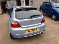 2005 Rover 25 1.4 Petrol