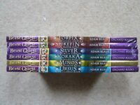 Brand New Beast Quest Books Series 9 with collectors cards