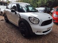 MINI Countryman 1.6 Cooper ALL4 5dr£9,995 p/x welcome FREE 12 MONTHS WARANTY