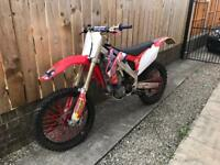 Crf 450 2009 efi road registered