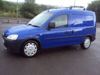 VAUXHALL COMBO (RARE) AUTOMATIC 2008 1.3 CDTI DIESEL, ONLY 75K, HIGH-SPEC, AIR CON, ELEC WINDOWS ETC
