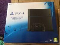PlayStation 4 1tb edition!