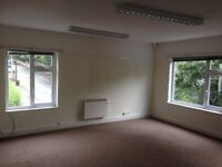 Professional Room to let. Great location, easy parking, double fronted onto Rose Lane and Templemore