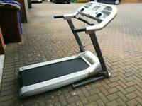 Roger black running machine