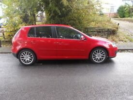 VOLKSWAGEN GOLF GT TDI SPORT 170BHP**FULL LEATHER**TOP SPEC**RARE COLOUR**IMMACULATE INSIDE & OUT**