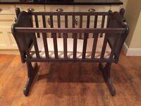 Mamas and Papas Crib with Mattress