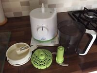 Philips Avent Combined Baby Food Steamer and Blender