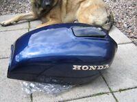 Honda CB550F1 petrol tank