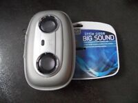 GO TRAVEL Speaker case-little case BIG SOUND,great to protect your phone on the beach and outdoors