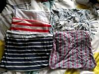 Maternity t-shirts size 18