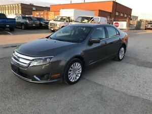 2010 Ford Fusion HYBRID LOW KMS!!!