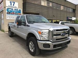2013 Ford F-350 XLT Crew Cab Long Box 4X4 Gas