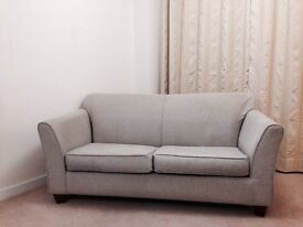 NEXT Two seater fabric sofa