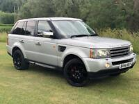 Land rover range rover sport 2.7 tdv6 bargain good car