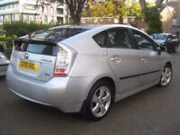 TOYOTA PRIUS T4 HYBRID ELECTRIC NEW SHAPE 2010 UK CAR **** PCO UBER ACCEPTED **** 5 DOOR HATCHBACK